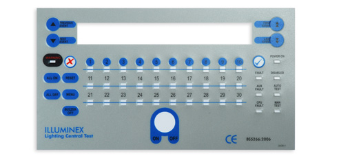 Membrane Touch Switch Label